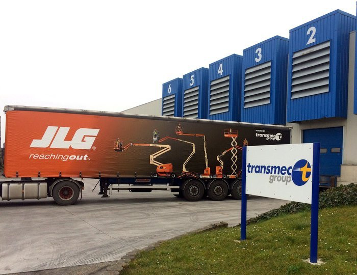 JLG – soluții de transport combinat pentru fabrica din Mediaș