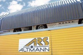 Furnizorul de servicii logistice, ARS Altmann AG, împreună cu partenerul său, Intermodal Container Logistics Vienna (ICL ) au inaugurat pentru Volvo primul tren din Xi'an, China către Gent, Belgia.
