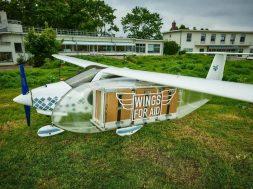 "Aparat zbor pentru ""last mile"" delivery in zonele afectate de dezastre"