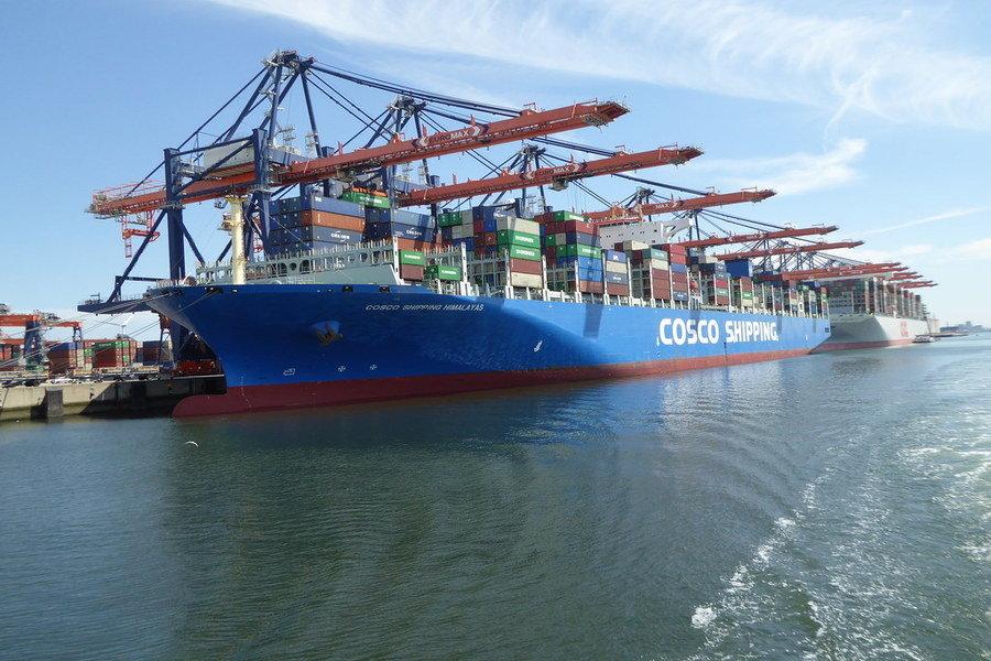 COSCO SHIPPING Lines (România) conectează fluxurile de mărfuri din Asia Centrală către Europa Centrală și de Est prin Portul Constanţa