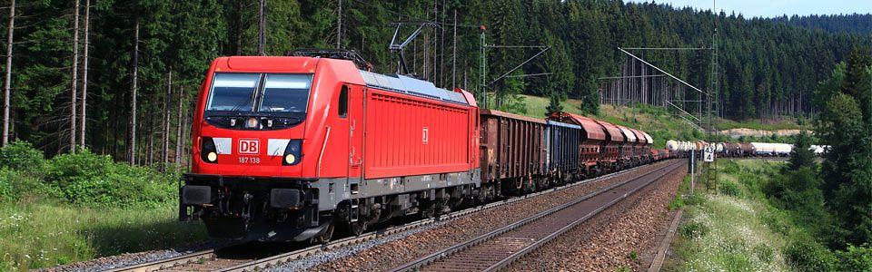 DB Cargo lansează o nouă legătură feroviară între Germania și România