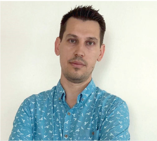 Bogdan Miron, manager Maschio Gaspard