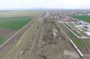 Rail Hub Transylvania deschide un terminal intermodal in localitatea Vladimirescu, judetul Arad.
