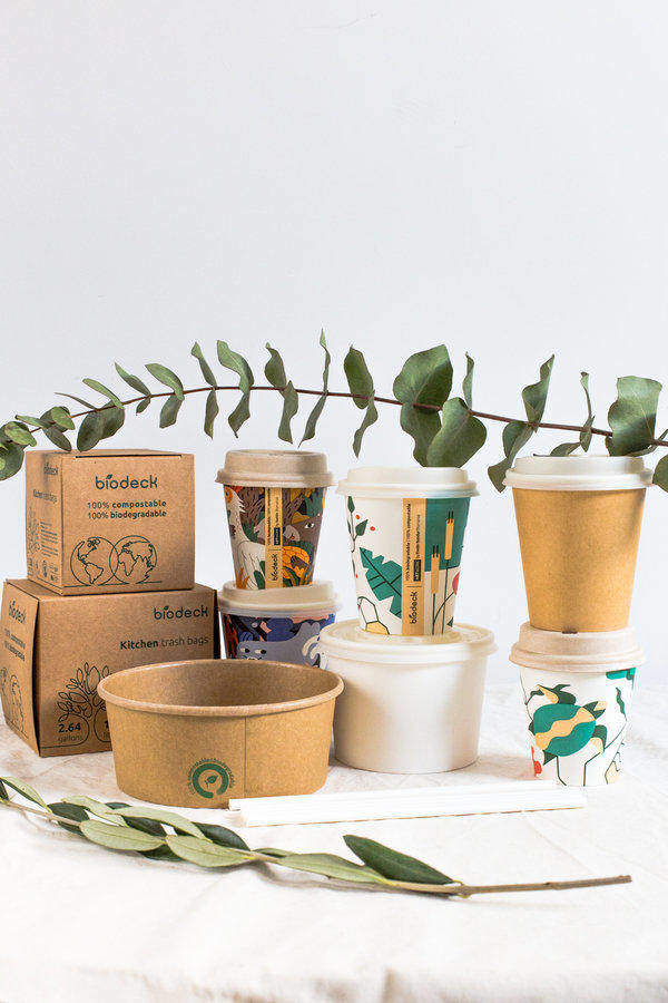 Biodeck – ambalajul românesc 100% biodegradabil exportat în Scandinavia