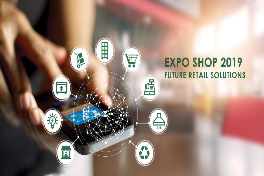 Descopera solutii complete pentru viitorul in retail, la Expo Shop 2019