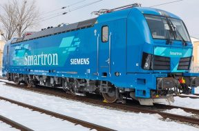 Siemens livreaza locomotive Smartron catre EP Rail