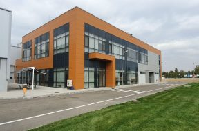 Fabrica ETI European Foods din Craiova