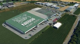 HOPI va furniza servicii logistice integrate pentru NESTLE în Europa Centrală și de Est
