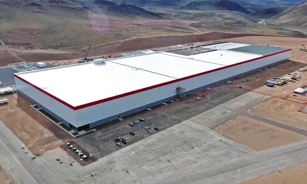 Tesla alege Berlin pentru giga-fabrica din Europa