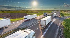 Cum a evoluat transportul de marfă în România în 2020?