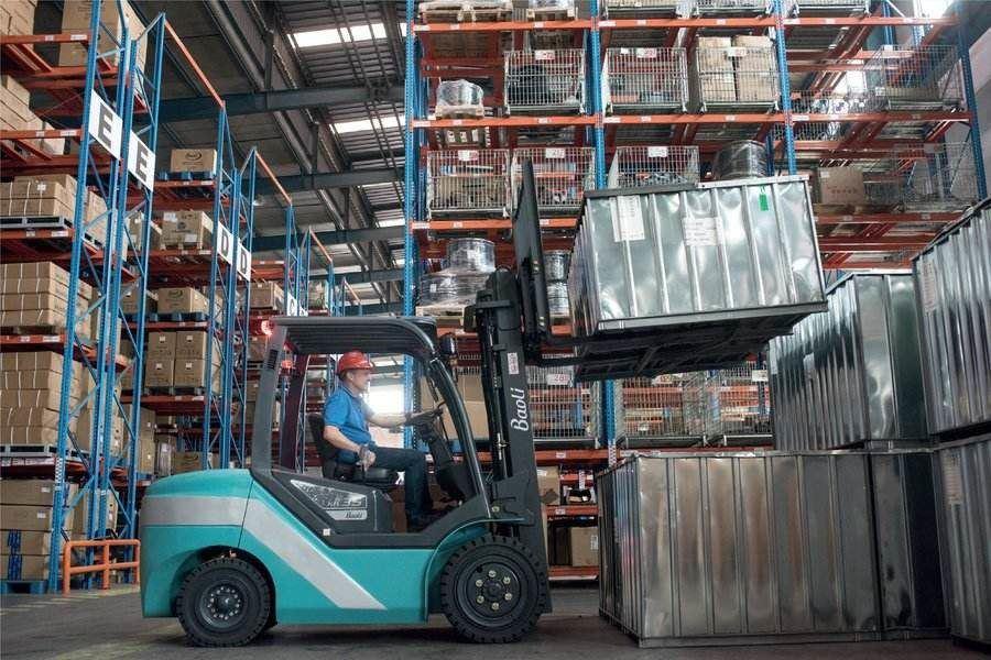 Baoli – performanţe ridicate pentru a garanta siguranţa operatorilor