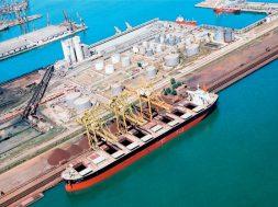 Traficul maritim prin porturile romanesti a crescut in 2019