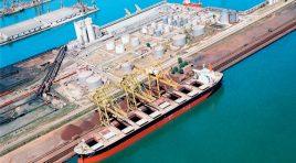 În primele 9 luni traficul de mărfuri prin porturile românești a crescut cu 8,42%