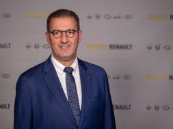 Interviu Christophe Dridi, CEO Dacia