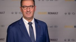 """Christophe Dridi, CEO Automobile Dacia: """"O mai bună integrare a furnizorilor locali înseamnă o industrie mai puternică"""""""