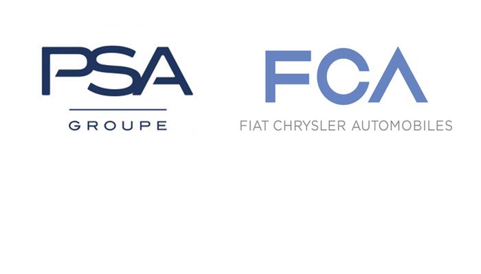 Grupurile PSA și FCA fuzionează și dau naștere unui gigant de 170 miliarde euro în industria auto
