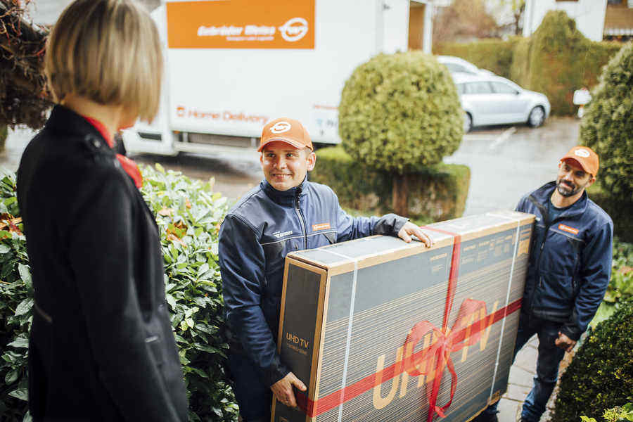 Creștere record pentru serviciul Home Delivery al Gebrüder Weiss România