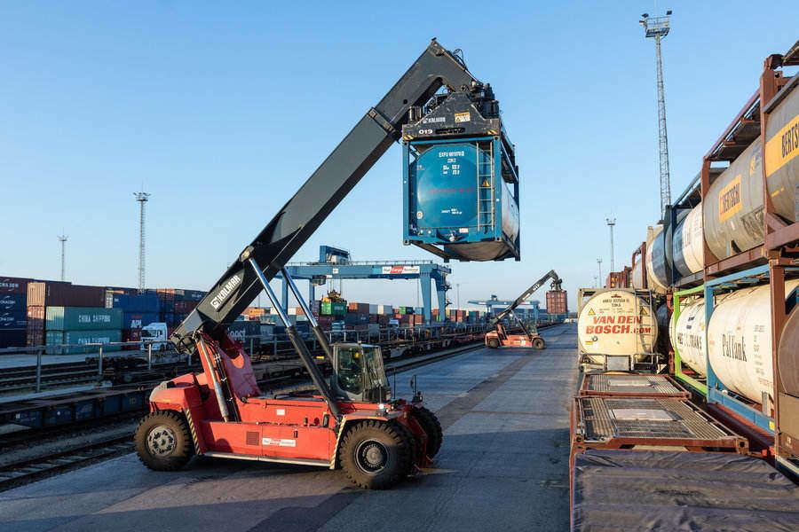 Rail Cargo Group conectează Ploiești de Budapesta și Munchen