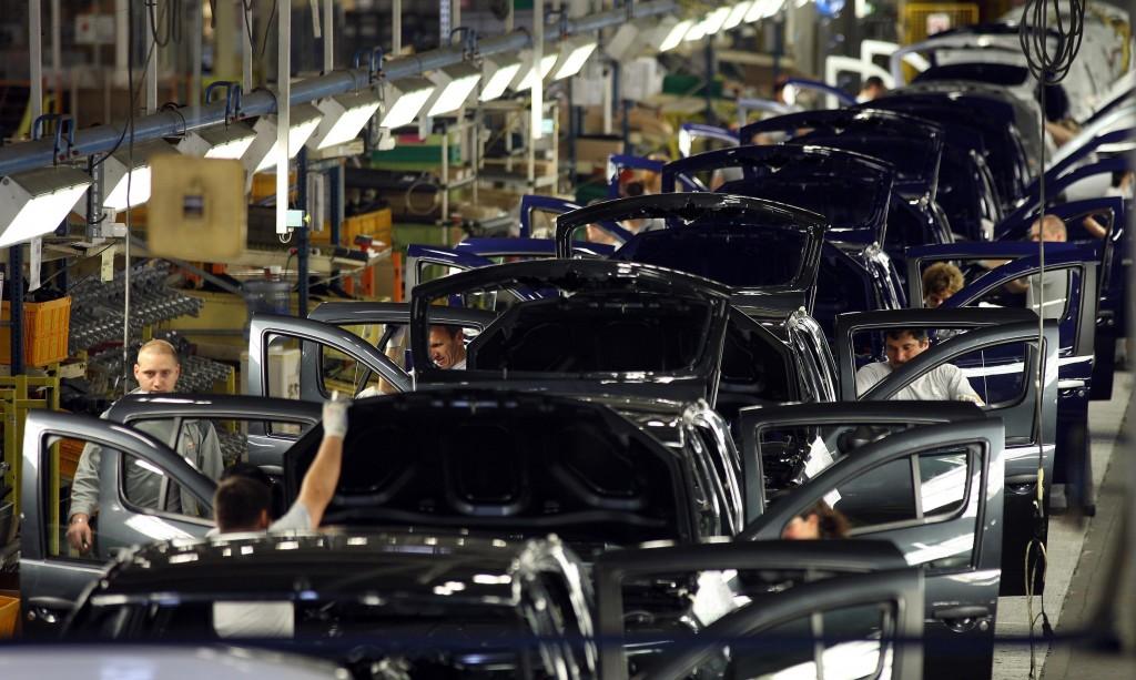 Dacia și FORD au produs peste 490.000 de mașini în 2019