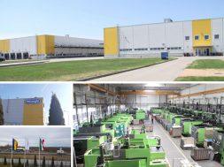 De'Longhi achizitioneaza o fabrica in Madaras, judetul Bihor.