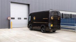 UPS investește în producătorul de vehicule electrice Arrival