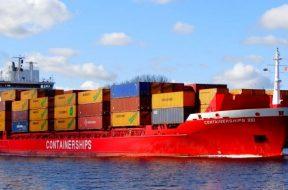 Traficul maritim de containere ar putea sa scadă cu 10% in 2020