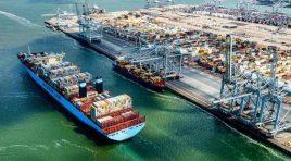 Portul Rotterdam a pierdut 527.000 TEU în prima jumătate a anului 2020