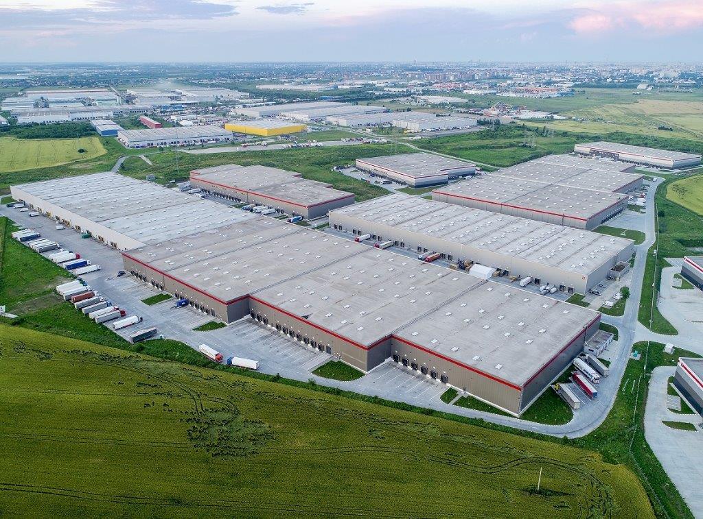 Peste 58.000 mp tranzacționați de P3 Logistic Parks în prima jumătate a anului