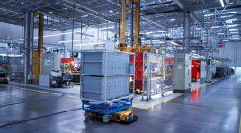 Industry 4.0: BMW face trecerea către inteligența artificială în logistică