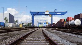 Traficul feroviar de marfă între China și Duisburg, un nou record în aprilie