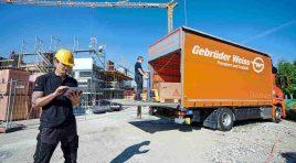 Gebrüder Weiss își extinde portofoliul de servicii digitale și lansează ETA