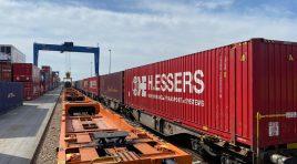 H.Essers a inaugurat un serviciu intermodal între Turcia și România