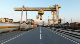 Hupac adaugă extra-capacitate pe ruta Rotterdam–Viena cu legături către Ungaria și Turcia
