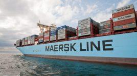 A.P. Moller – Maersk, EBITDA în creștere la 4 miliarde dolari în primul trimestru al anului