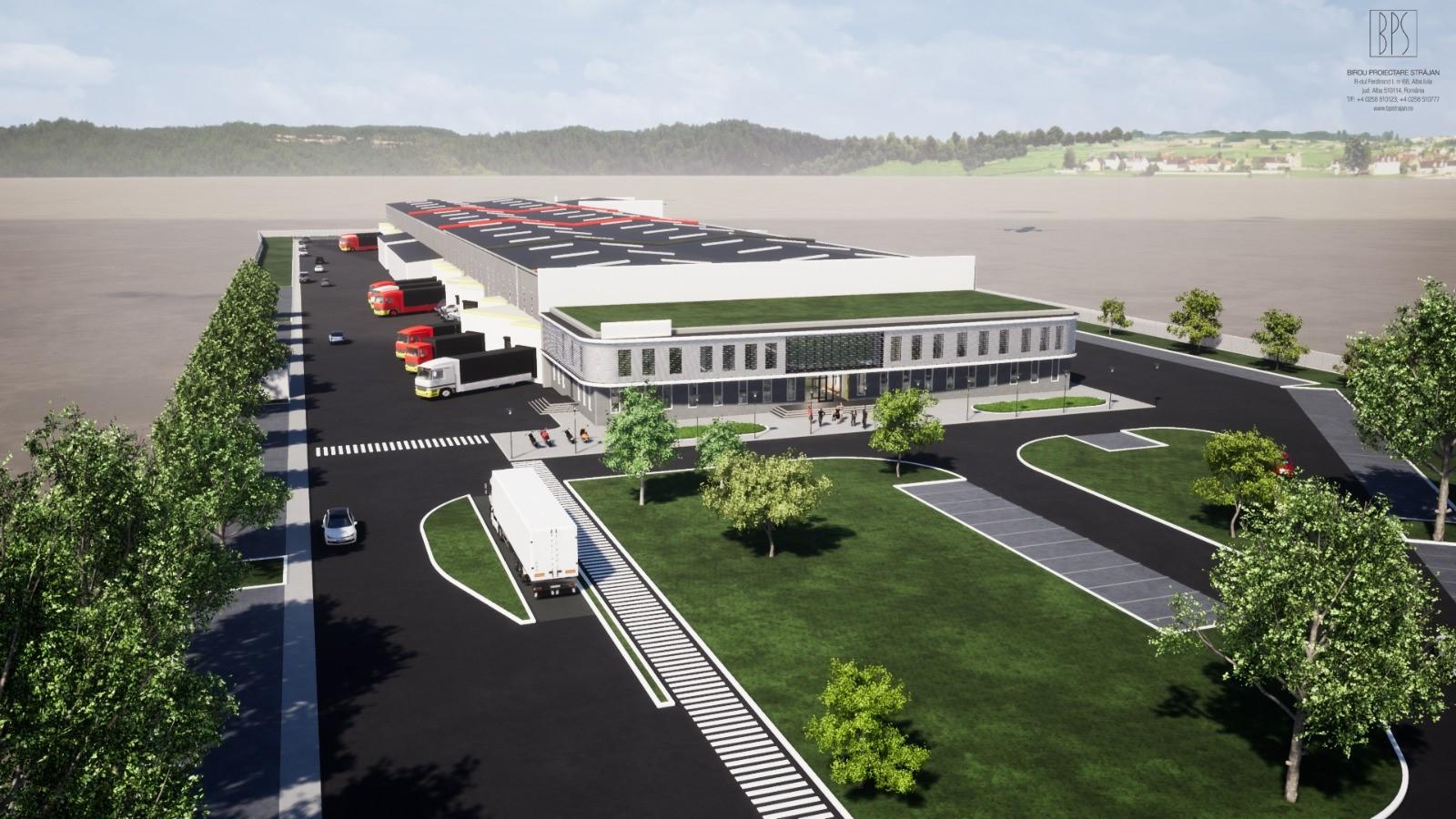 Solina se pregătește pentru construcția noii fabrici în Alba-Iulia