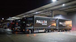 3.000.000 paleți transportați prin rețeaua Pall-Ex România