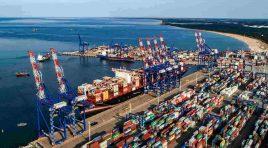 COVID-19 scade volumele de marfă în Portul Gdansk