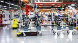 AGV sau AMR? Diferențe între soluțiile automatizate de transport în depozit?