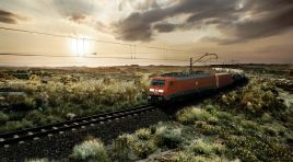 DB Cargo: 25 milioane transporturi mutate de pe rutier pe cale ferată până în 2030