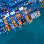 Scadere volume containere 2020