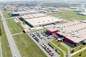 Investitie in Industrial Business Park 1 Oradea