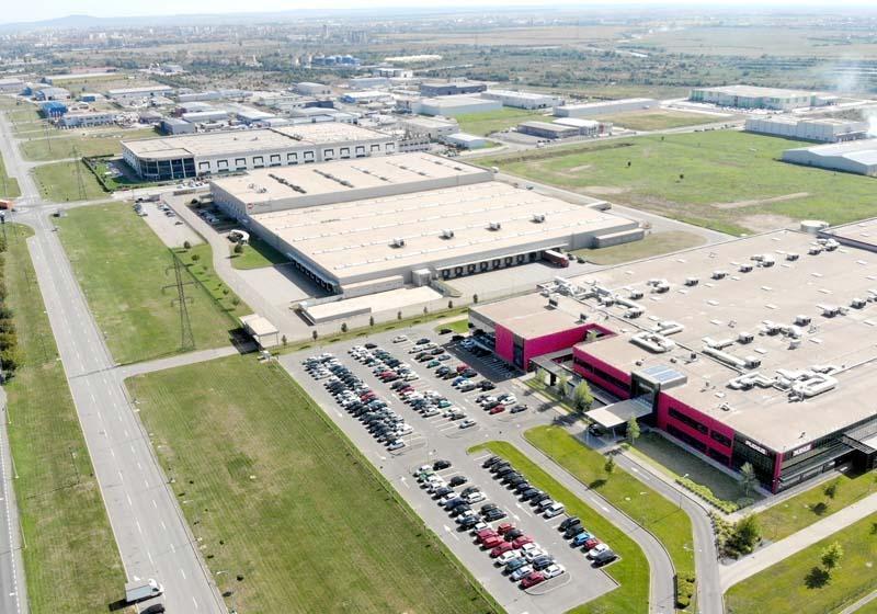 Investiție de 5,2 milioane euro în Parcul Industrial I din Oradea