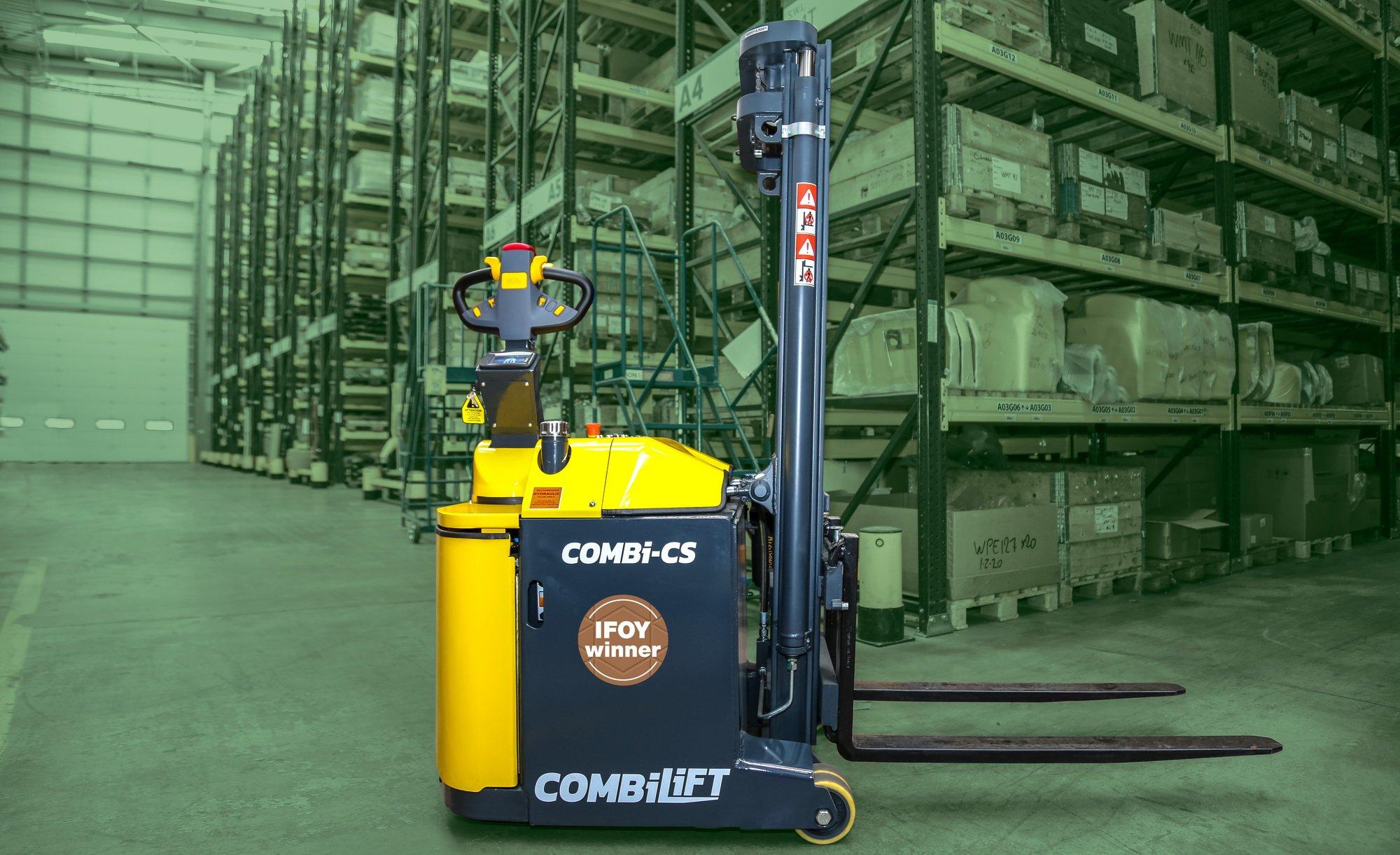 Combilift câștigă IFOY Award pentru Combi-CS