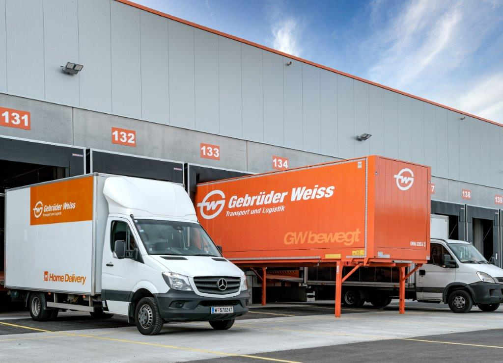 Gebrüder Weiss: creștere de 40% pentru serviciul home-delivery