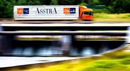 AsstrA se așteaptă la o recuperare rapidă a logisticii europene