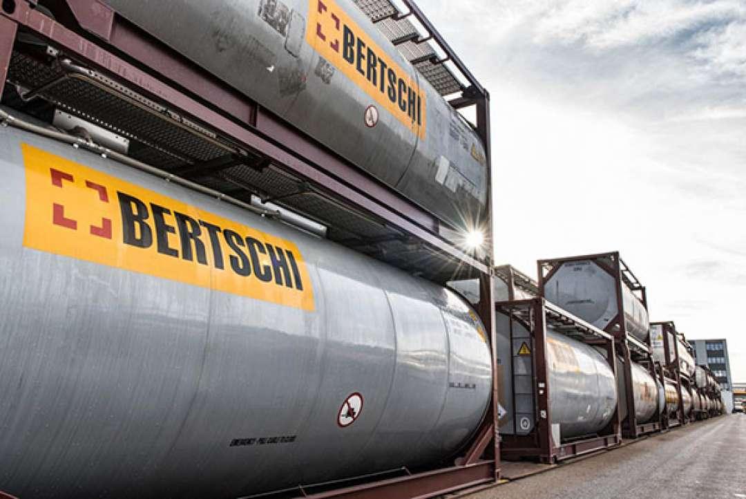 Bertschi Group – poziție solidă în ciuda pandemiei