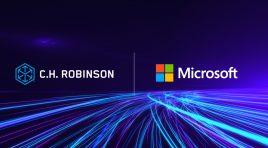 C.H. Robinson și Microsoft fac echipă pentru digitalizarea lanțului de aprovizionare