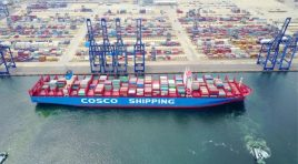 COSCO SHIPPING Lines folosește tehnologia blockchain pentru recepționarea contactless a mărfurilor de import