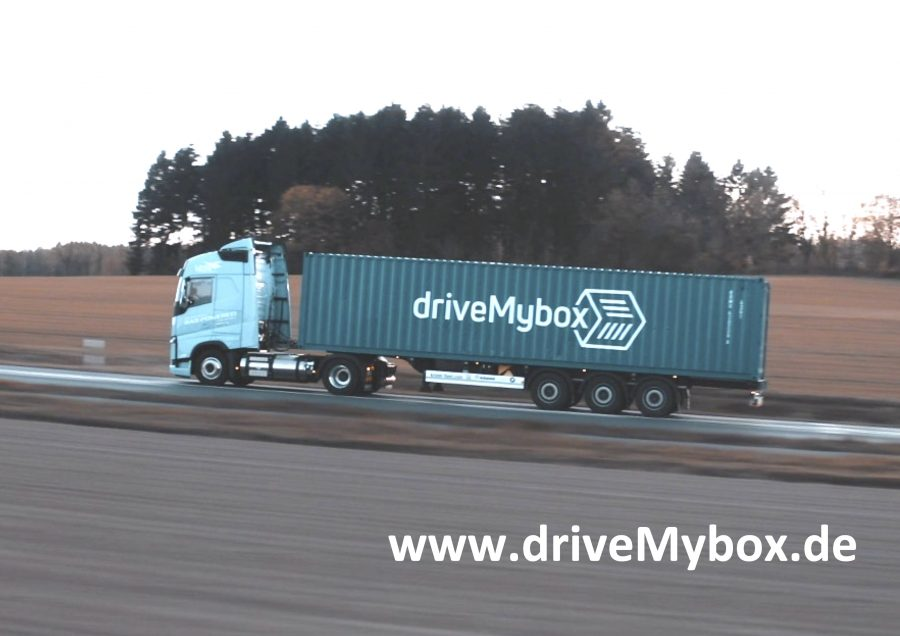 driveMybox, platforma ce digitalizează transportul de containere