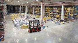 FM Logistic își dezvoltă strategia de servicii logistice în România